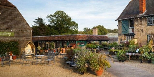 VENUE: WATERPERRY GARDENS Just a stone s throw away from Oxford, Waterperry Gardens is home to eight acres of beautifully landscaped ornamental gardens and is very well known for having