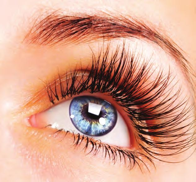 Eyelash enhancement Be it natural, sexy or the full fashion glamour for everyday or your special occasion. Eyelash enhancements make you feel full and flirty.