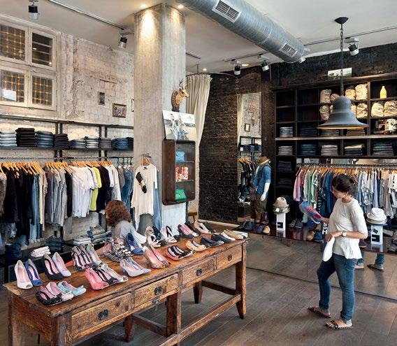 INTERNATIONAL SHOPPING GUIDE WHERE TO SHOP IN... TEL AVIV THIS FASHION DESTINATION HAS EVOLVED QUICKLY IN THE PAST FEW YEARS AND BROUGHT AN ELITE CROWD TO ITS DOORS.