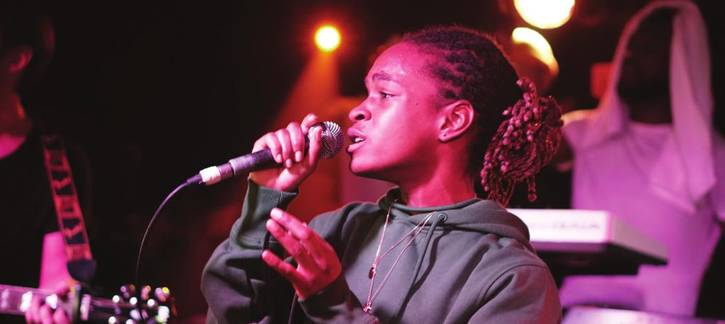 april 2019 #issue 3 kofee toast Written by: Dennis Raidaz On Thursday, March 28, Deyah Magazine was invited to cover a performance by rising reggae star Koffee, real name Mikayla Simpson, at the