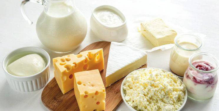 april 2019 #issue 3 lactose or no lactose by monique mac Soya, Almond or Oats? With the rise of alternative milk options, we need to get real about lactose.