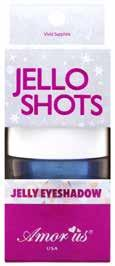 A versatile, cool, innovative jelly formula gently fits on the lid to brighten your eyes without wrinkles or smudges.