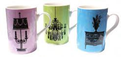50 Country Cottage Bone China Mug These stunning fine bone china mugs are beautifully presented in a matching gift box.