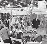 28 30 event, which highlighted Summer fashions. Harris, based in Santa Rosa, Calif.