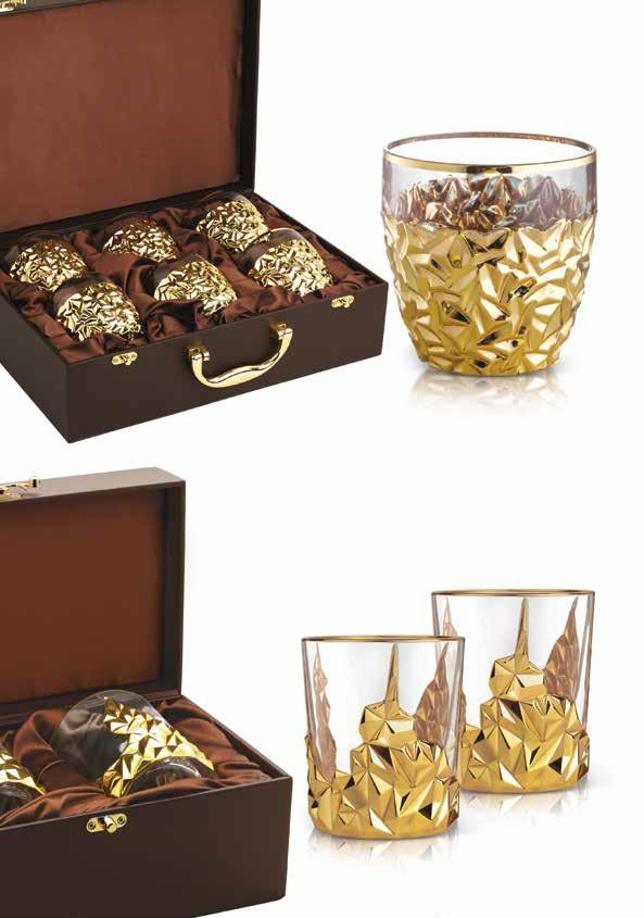 Pouring perfection These luxurious designs are ideal to make your special