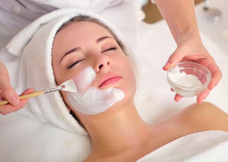 Mini Booster Facial 25 min 50.00 A tailor-made mini facial designed for all skin types to boost and balance, leaving the skin nourished and glowing. Total Man 55 min 70.