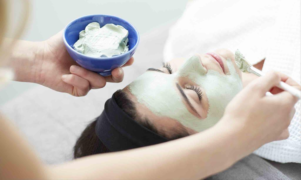 Pack Preparation Basic & SpecialisedMask Therapy Toning and Minor Skin Treatments Natural