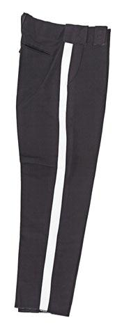 Tough yet flexible, and with no need for an encumbering belt, this is the perfect pant to officiate basketball,