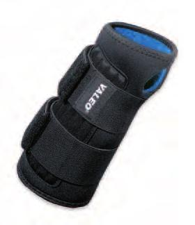 Ambidextrous WHD2 NEOPRENE DOUBLE WRAP WRIST SUPPORT Size: L,