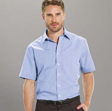1267S Sizes 37 50 Men s Short Sleeve Contemporary Fit