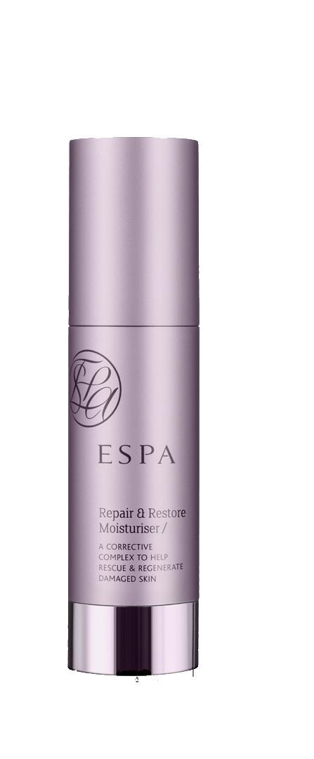 ESPA s products are rich in heritage, texture and