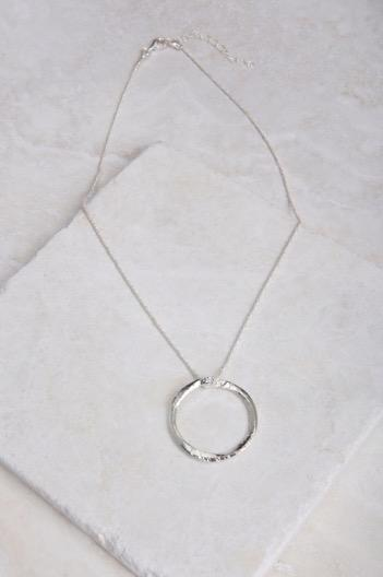 NECKLACES 26 $69 $119 $29 N1055 NEW Sterling Silver Artistic Circle 16 to 18 length (2 built-in N1056 NEW Sterling