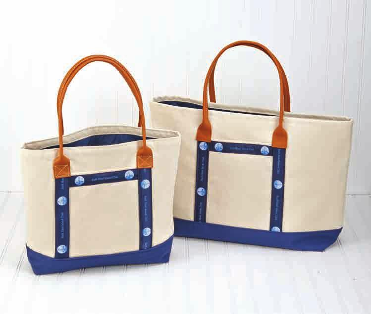 YRI Classic Collection - All Totes Made in New England Small