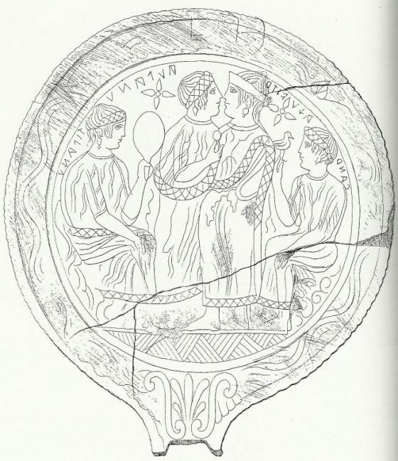 P a g e 94 Figure 32: Embracing couple during a marriage celebration.