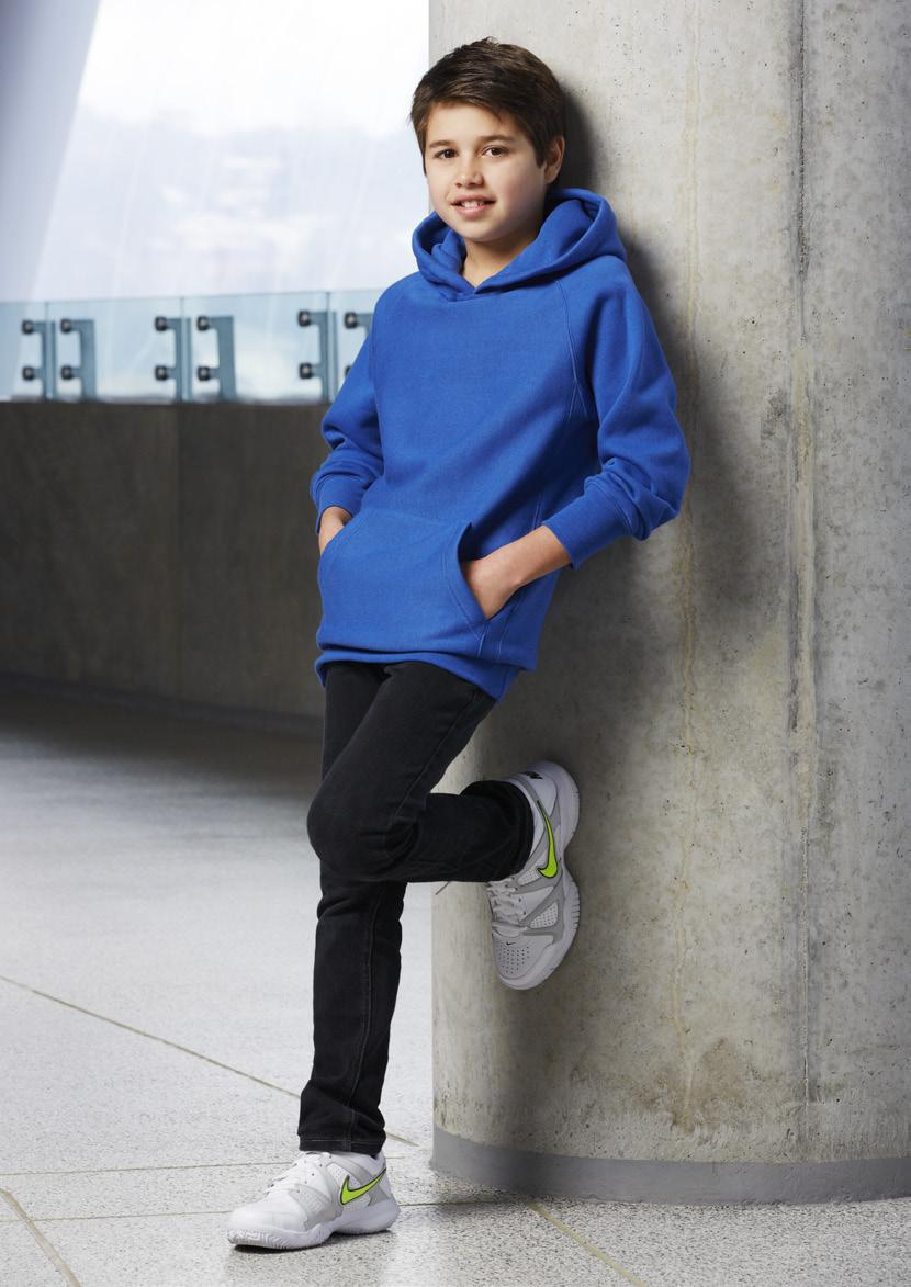classic hoodie Poly-cotton fleecy SW5200