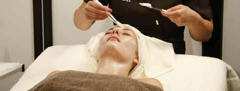 Habia Outcome 2: Be able to provide facial skin care treatments Client treatment needs: Deep cleansing, treat skin conditions, comedone removal, improve skin condition, appearance, relaxation.