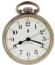 serial #7000, c1895. 1083 1084 1085 1084 American Waltham Watch Co., Waltham, Mass.