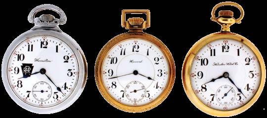 #8265330, the next an Illinois Sterling wrist watch, 15 jewel nickel movement, Arabic numeral metal dial, gold filled, bar lug case, serial #4907480, the third Swiss, gilt movement with cylinder