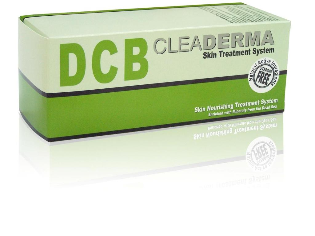 After Stage 2 one week after treatment with DCB, moisture is restored and skin looks healthy and normal.