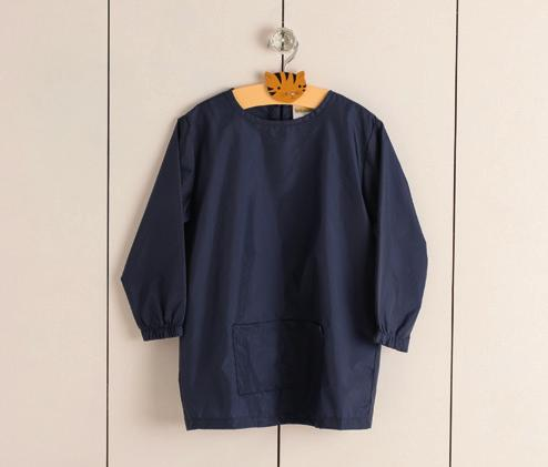 PAINTING SMOCK LW024 Water resistant painting smock with front