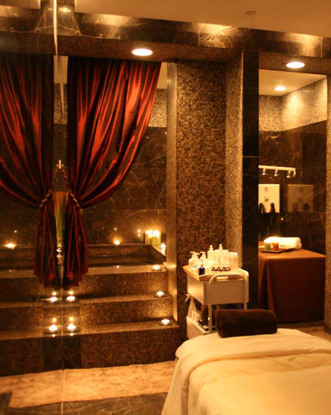 spa services Avenue S Lavender Body Massage Body