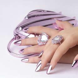 m Recommending nail enhancements to suit the client s nail shape and condition n Taking the necessary action in response to any identified contra-indications **** o Agreeing the service and outcomes