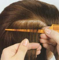 Hair must be divided into 4 sections Correct draping (inside and outside the cape) Correct sectioning Correct sub-sectioning Correct application Completed on dry hair Examiners will determine the