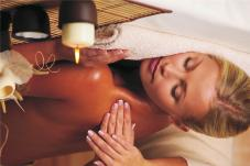 Massage We offer a swedish style of massage, pure relaxation.