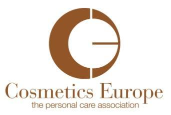 COSMETICS EUROPE: COMMISSION RECOMMENDATION ON THE EFFICACY OF