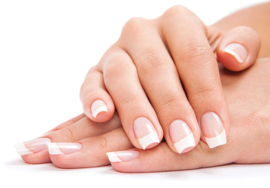 Pedicure Includes soak in foot spa, nail and cuticle attention, removal of hard skin, massage and polish.