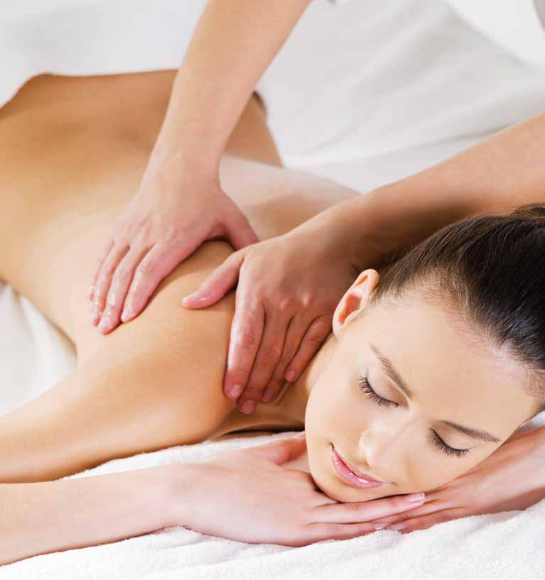 Massage Full Body Massage 35.00 60 minutes Full body massage a top to toe massage designed to relieve stress and promote a sense of well being. Luxury Back Massage 20.