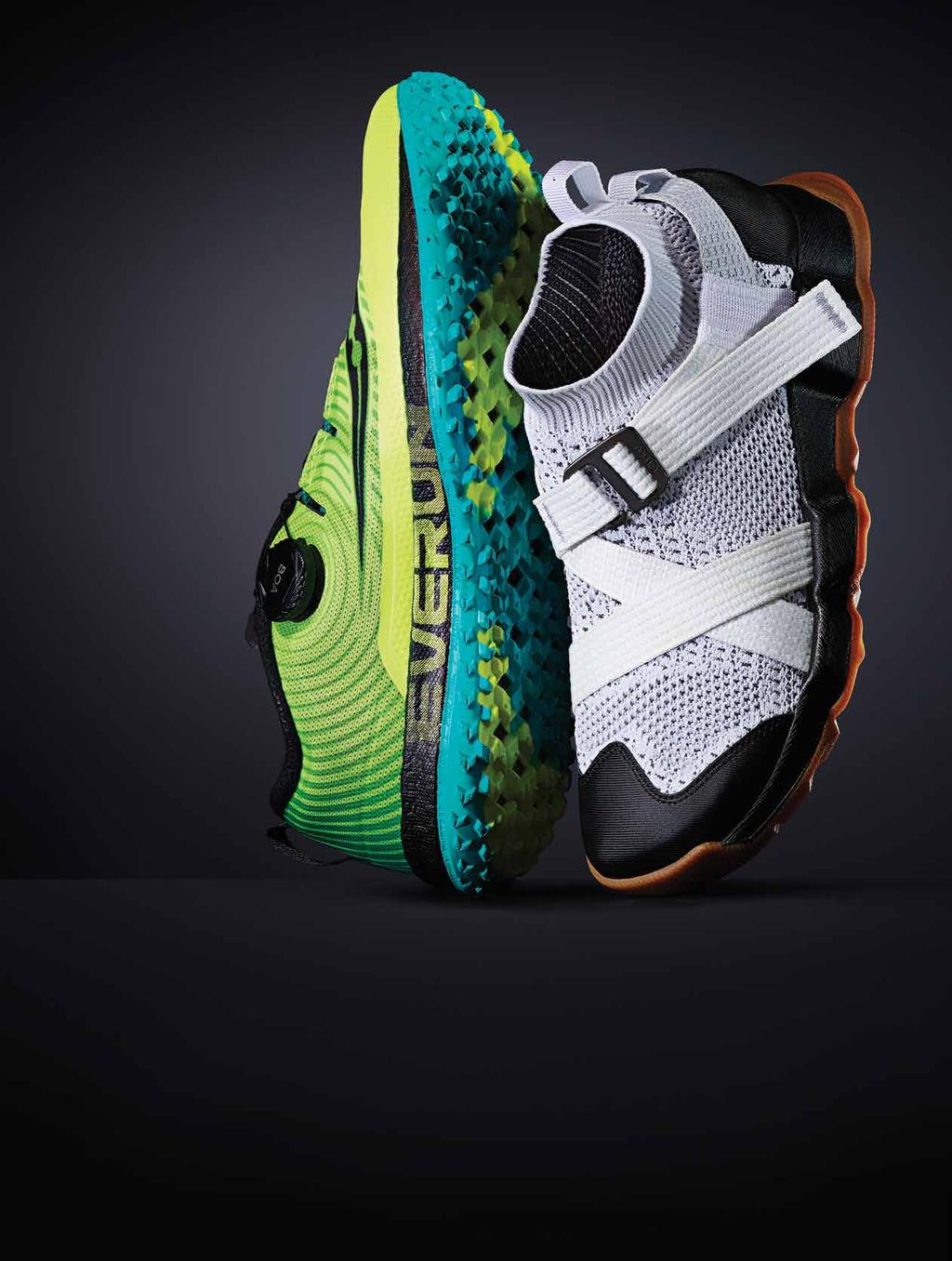 14 JANUARY 2019 CONTENTS 48 TECH TO TREK Technology is at the forefront of fall 19 outdoor shoes.