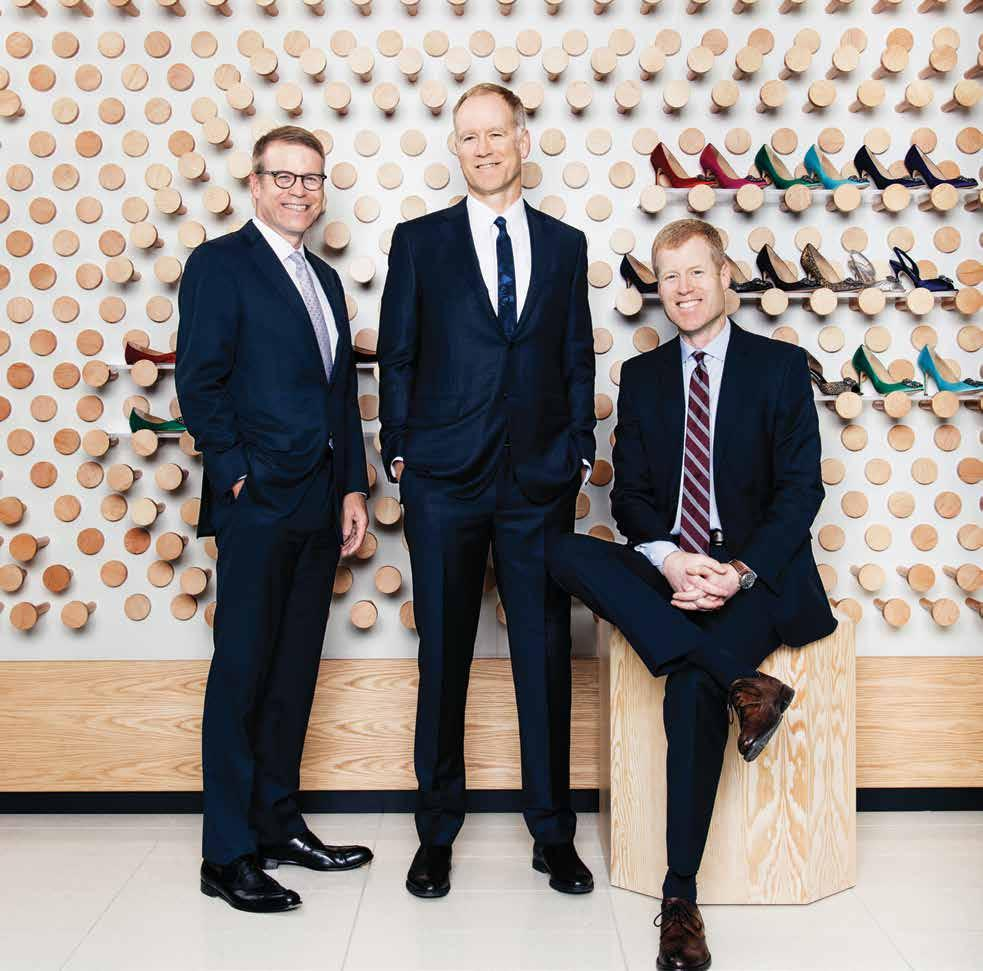 At an investor day in May 2017, Blake Nordstrom was speaking on behalf of his co-presidents and brothers, Erik and Peter, about the state of the family business.