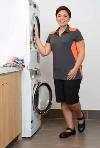 Food Assistants and Housekeeping Staff Women s and Men s Wardrobe Polo, Cap and Apron F488705BC Women s Contrast Polo Grey/Orange 100% Polyester Micro Interlock Size range 6 30 Cool Air Flow