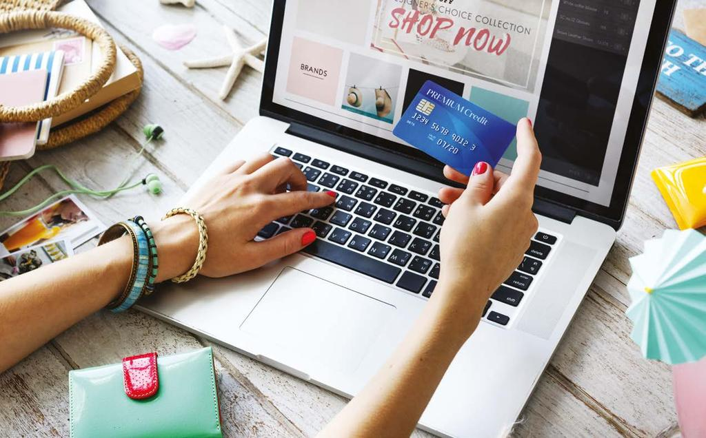 SPECIAL FEATURES MAXIMISING ONLINE presence for jewellery businesses Against a highly modernised backdrop, majority of today s jewellery retailers have yet to transition