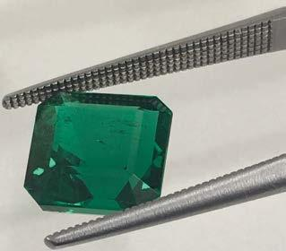 The Asian market is continuously growing, revealed the company official. With sources becoming scarce amid solid demand, emerald prices are also on the rise, he continued.