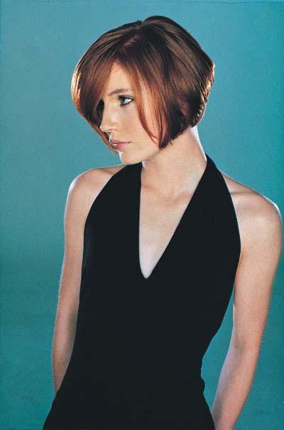 TIPS FOR REDS Use low-volume hydrogen peroxide. Prelighten darker hair to achieve brighter, warmer reds.