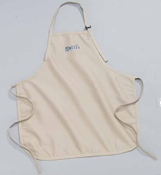 OUR MOST POPULAR APRON IS THE REVERSABLE 3 POCKET