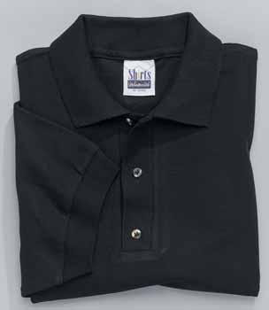 BUTTON PLACKET WITH WOOD TONE BUTTONS