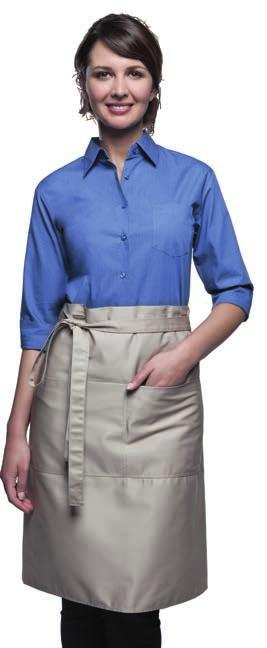 Burgundy Navy Rope SO88010 SOL S gala LONG APRON