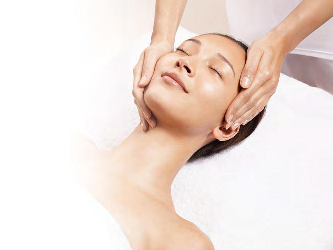 Clarins Tri Active Facial 75 minutes This highly personalised treatment will provide you with the feeling of total wellbeing.