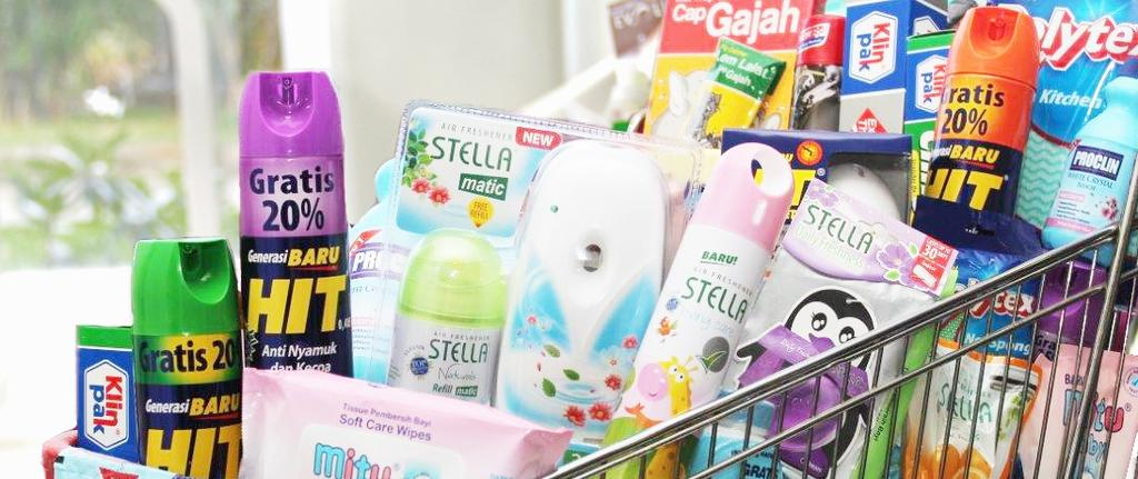 In Indonesia, our HIT, Stella, and Mitu brands are leaders in the categories of home insecticides, air fresheners, and wet wipes Here is a list of our products offered in India and other markets: