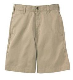boys /men s Pleated Front Stain/Wrinkle Resistant Chino Pants Plain Front Blended Chino Shorts Plain Front Stain/Wrinkle Resistant Chino Shorts 252123-BQ6 Tots 2T-4T $25.
