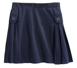 girls /women s Side Pleated Twill Skort Weathered Leather Belt Braided Belt black, brown black, brown 231580-BQ1 Little Girl 4-6X $25.00 231581-BQ6 Little Girl Slim 4-6X $25.