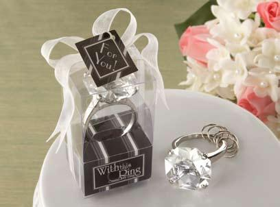 for guest favor or table décor. Holder measures approximately 1 ¼ h x 2 ¾ in diameter.