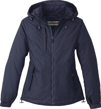 A Warm Choice & A Dry Choice! Hi-Loft Insulated Jacket - Ladies #78059 Men s #88137 Hi-loft insulated jacket features overall insulation for ultimate warmth!