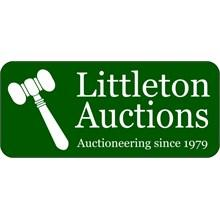 Littleton Auctions Antiques, Furniture & Collectables Started Jan 27, 2018 10am GMT School Lane Middle Littleton Evesham Worcestershire WR11 8LN United Kingdom Lot Description 1 Hallmarked silver