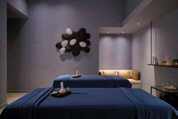 A choice of body massage & mini facial treatment will complete the truly rejuvenating experience, leaving you feeling fresh from top to toe.