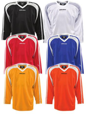 PRACTICE JERSEY - Quality 10% polyester mid-weight interlock fabric with