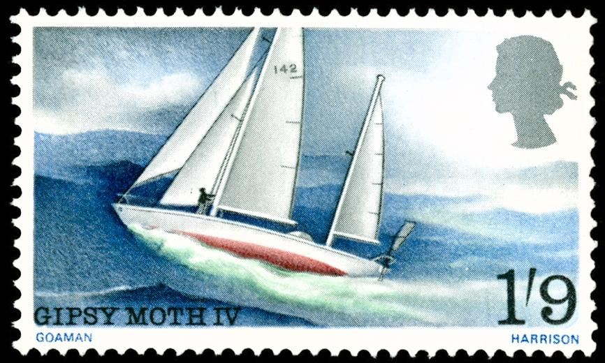 His departure for the return leg around Cape Horn seven weeks later was even livelier, yachts, launches, dinghies, tugs and boats of every description having gathered to see him on his way, with